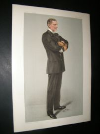 Vanity Fair Print 1903 Admiral William Henry May
